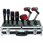 Heil Sound HDK-7 7-Piece Drum Microphone Kit