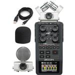 Zoom H6 Handy Six Track Digital Recorder