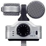 Zoom iQ7 Condenser Microphone Attachment for iOS Devices