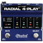 Radial 4-Play DI Box