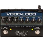 Radial Voco-Loco Effects Pedal