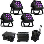 4x Blizzard SkyBox EXA + Waterproof Rolling Case
