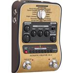 Zoom AC-2 Acoustic Creator Direct Box