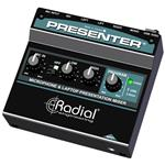 Radial Presenter Presentation Mixer & USB Interface