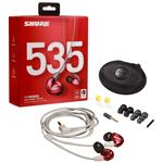 Shure SE535LTD Sound Isolating In-Ear Stereo Headphones with 3.5mm In-Line Remote/Mic Cables for iOS and Non-iOS De