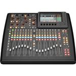 Behringer X32COMPACT Compact 40-Input, 25-Bus Digital Mixing Console with 16 Programmable MIDAS Preamps