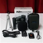 Zoom H2n Handy Recorder Accessory Package (Factory Re-Certified)