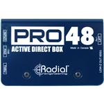 Radial PRO 48 Active Direct Box