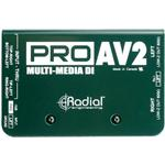 Radial PRO AV2 Stereo Direct Box