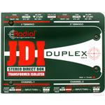 Radial JDI Duplex MK4 Stereo Direct Box with Isolated Transformers