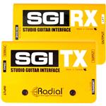 Radial SGI Studio Guitar Interface Set