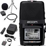 Zoom H2n Portable Recorder with Accessory Pack