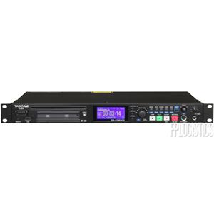 Tascam SS-CDR200 Solid State and CD Recorder