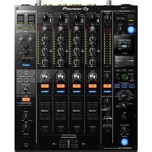 Pioneer DJM-900NXS2 4-Channel Performance Mixer