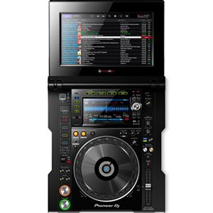 Pioneer CDJ-TOUR1 Touring DJ Multi-Player with Fold-out Touch Screen
