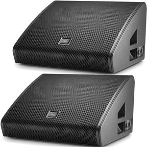 "2-Pack of JBL VTX M22 Dual 12"" Stage Monitors"