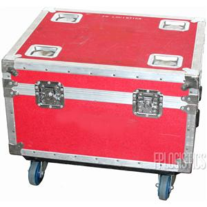 Red Compact Utility Trunk